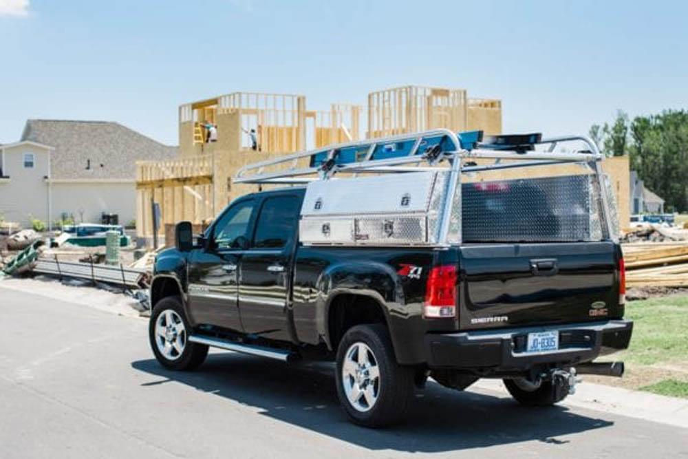 Heavy Duty Ladder Rack