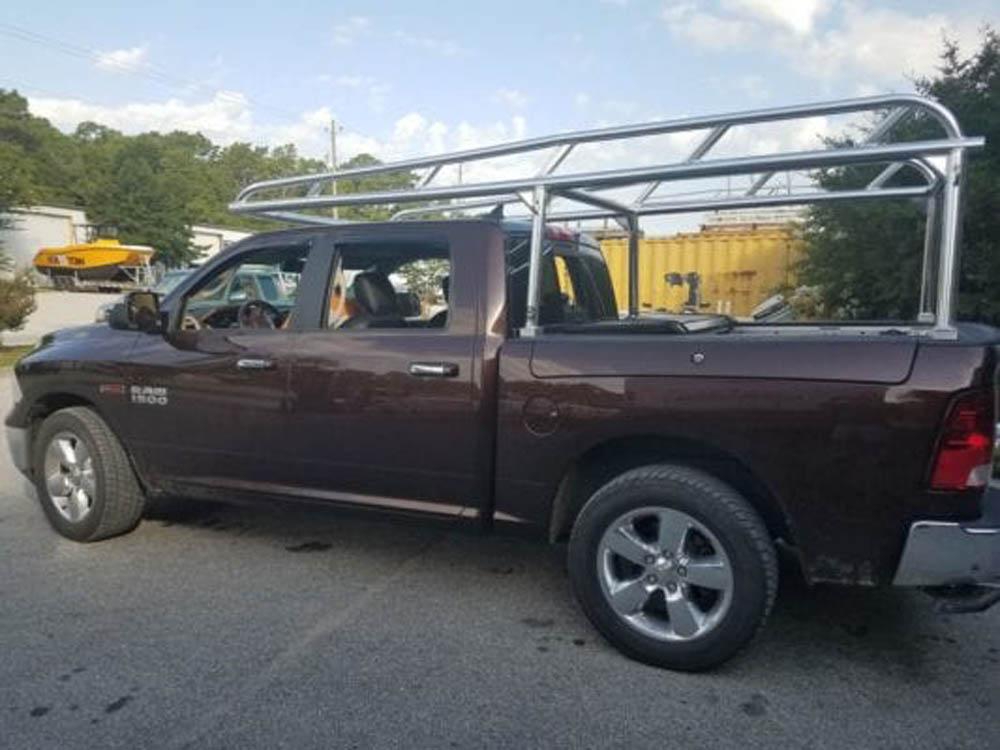 Aluminum Ladder Rack for Rambox