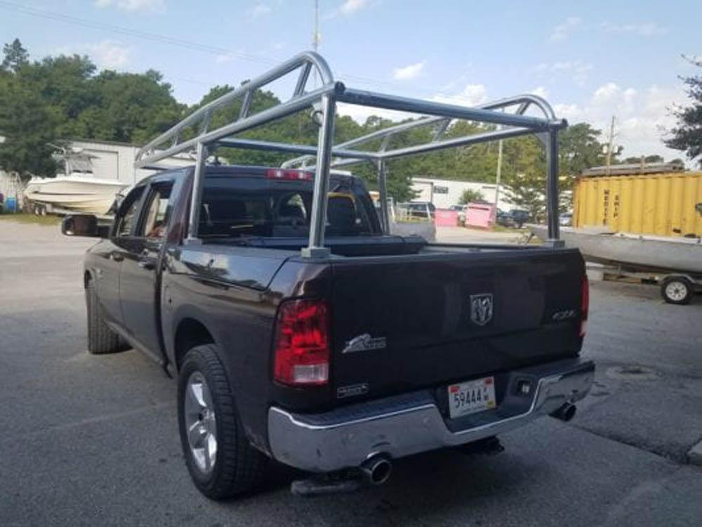 Rambox Truck Rack