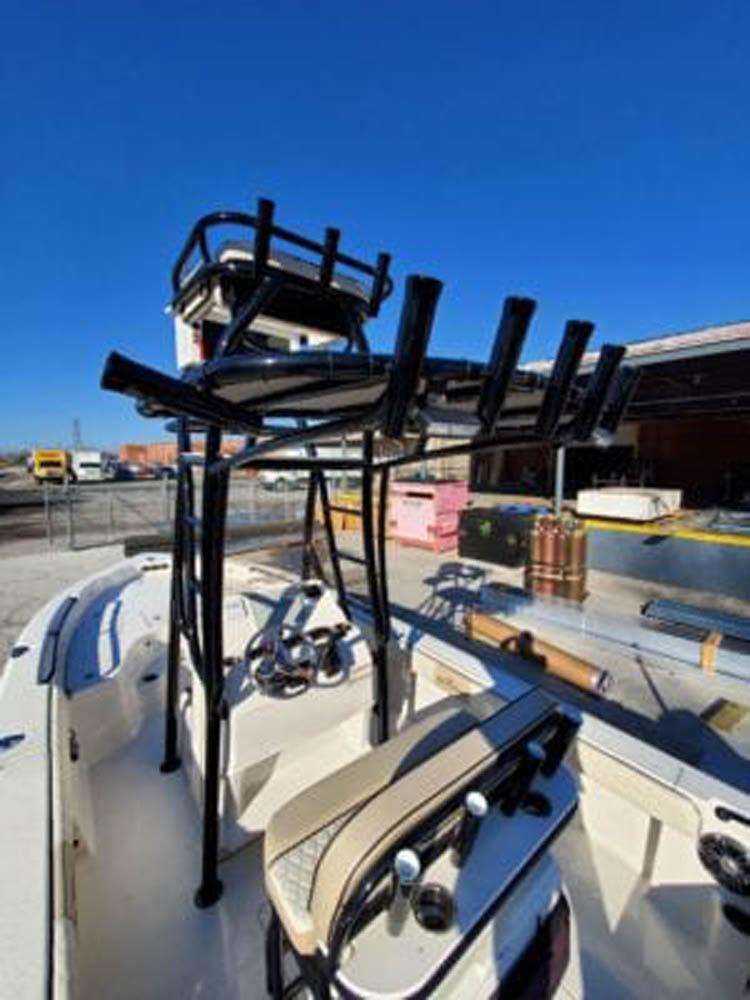 Custom Boat Tower