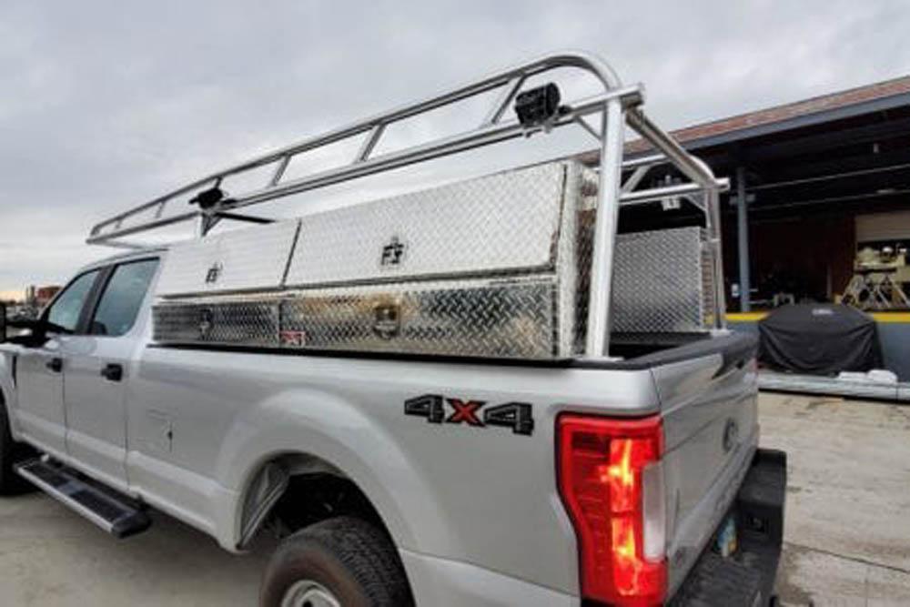 Heavy-Duty Ladder Rack