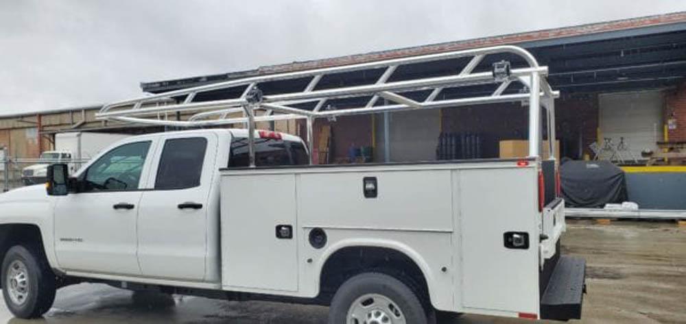 Knapheide Service Body Truck Rack
