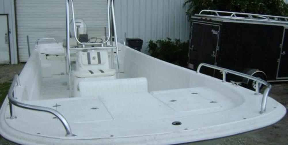 Aluminum Handles for Boat