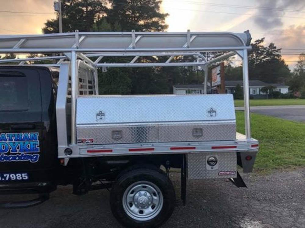 Custom Truck Rack