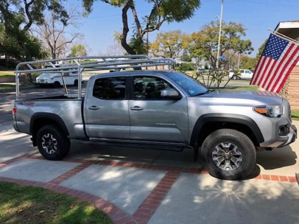 Toyota Tacoma Truck Rack