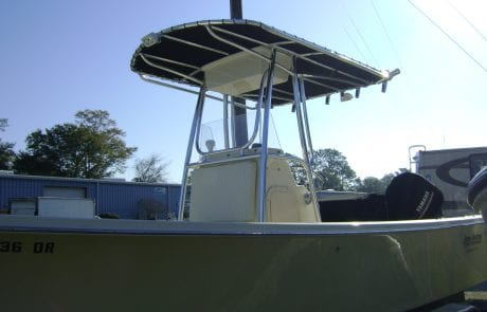 Aluminum T Top For Boat
