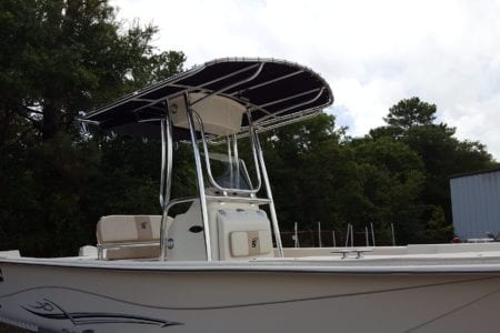 Carolina Skiff T Top