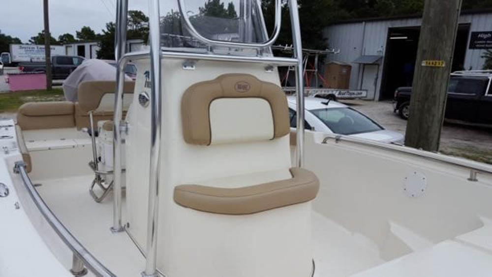 Custom Aluminum Boat Top