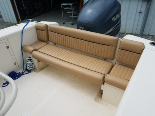 Reupholster Cushions for Boat
