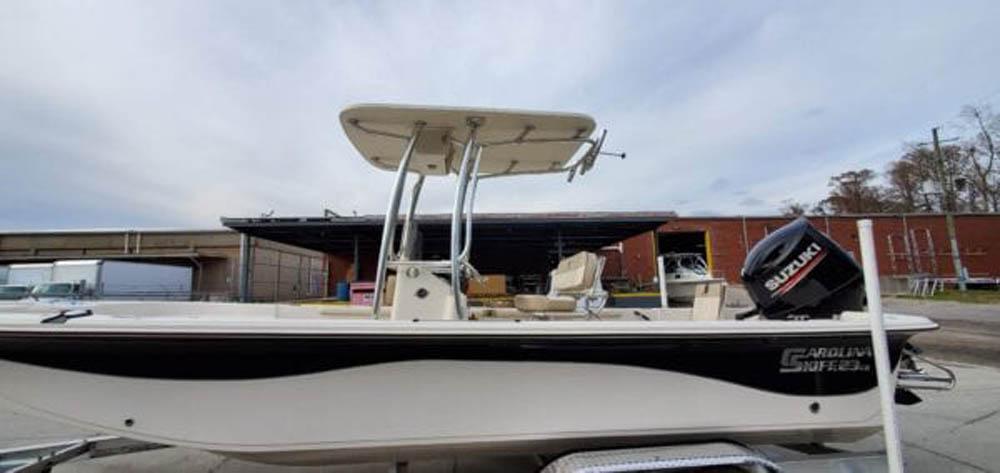 Carolina Skiff Boat Top