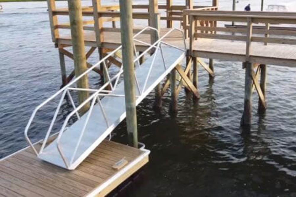 Aluminum Gangway for Dock