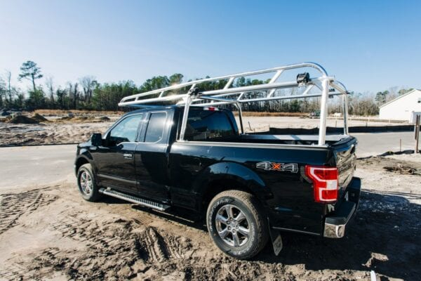 Ladder Rack with Straps