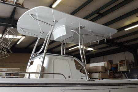 Hard Top For Parker Center Console