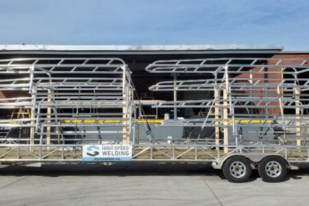 Truck Fleet Ladder Racks