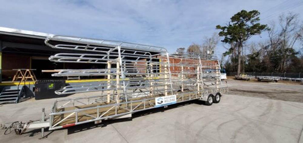 Commercial Fleet Truck Racks