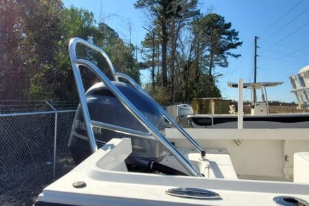 Ski Tow For Parker Boat