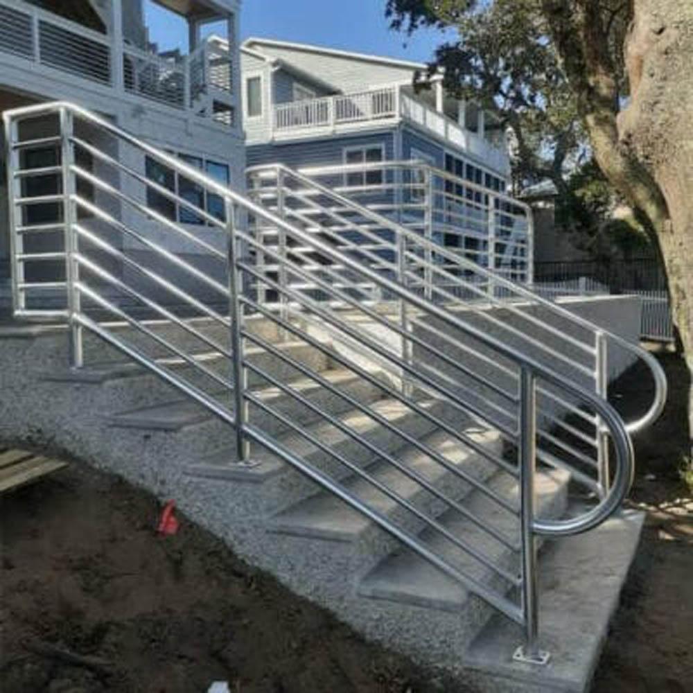 Residential Handrail Welder