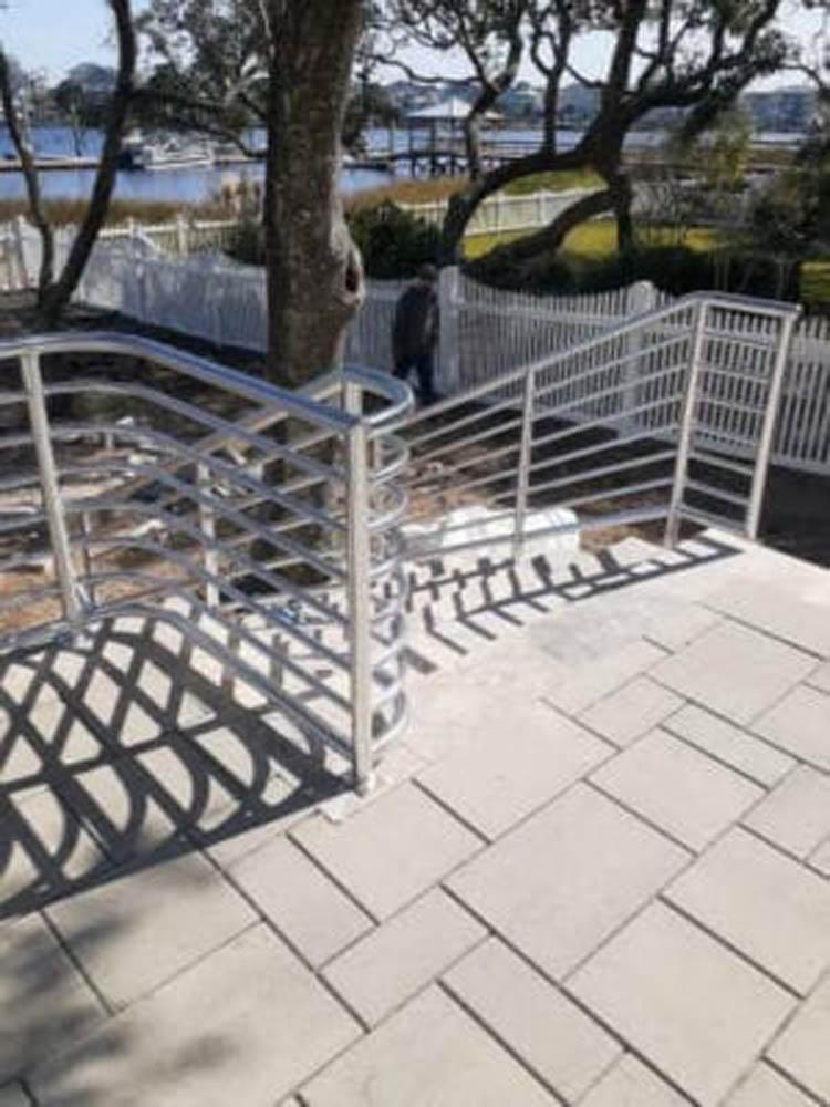 Aluminum Handrails for Houses