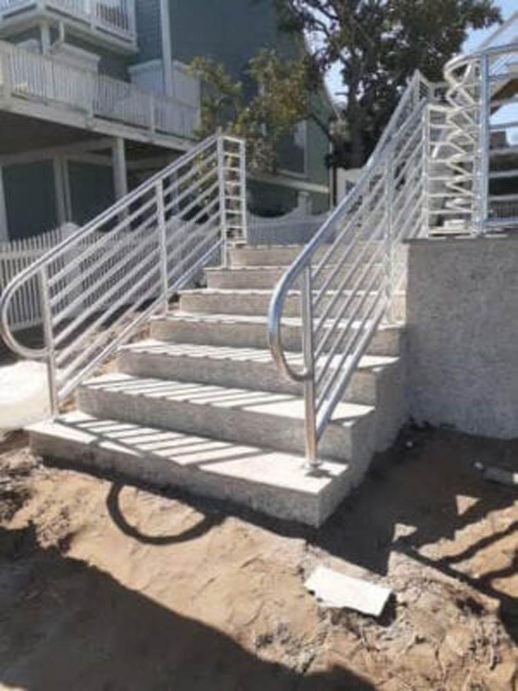 Residential Aluminum Handrail