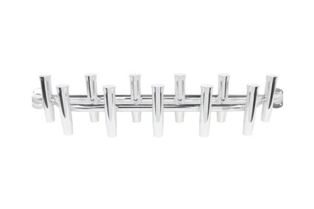 6 Rod Aluminum Rack Rack