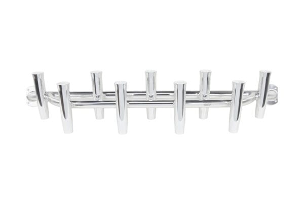 9 Rod Aluminum Rack Rack