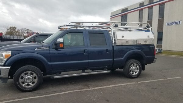Truck Rack For Ford F-350