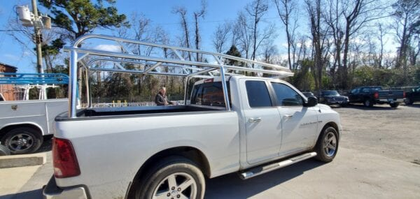 ladder rack for ram pickup truck