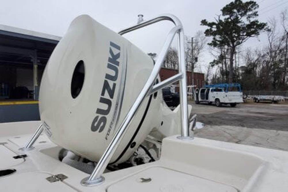 Custom Boat Ski Pull