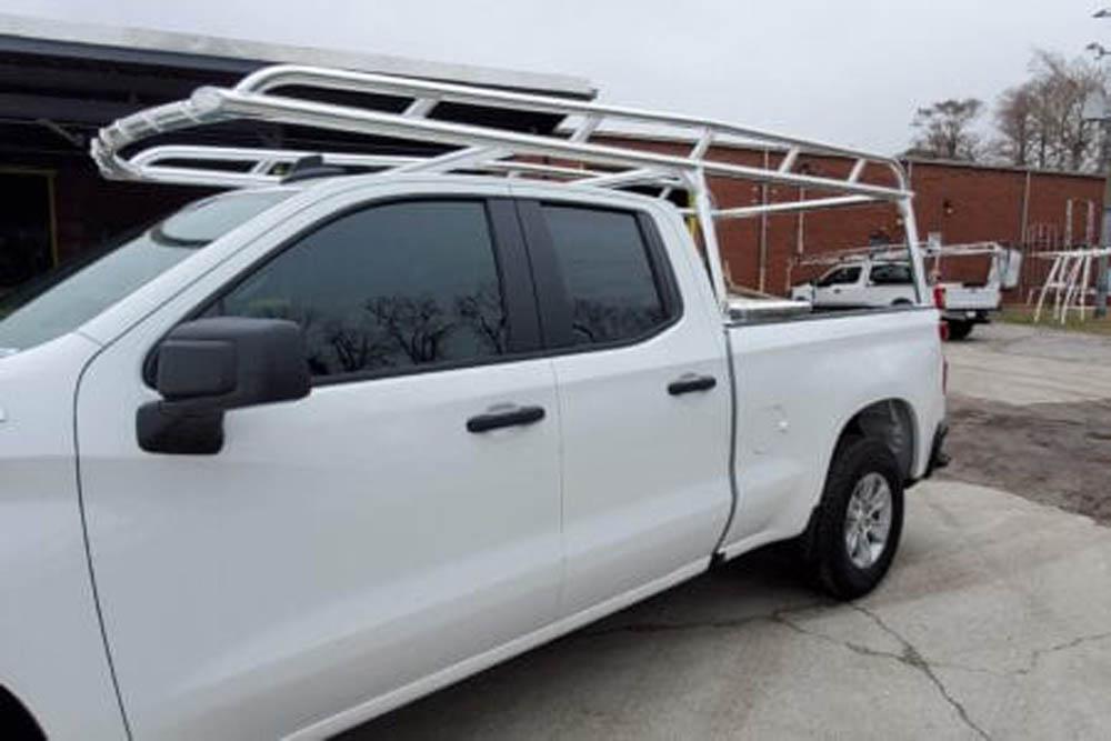 Silverado Truck Rack