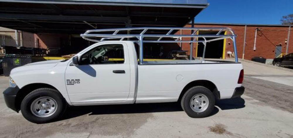 Ladder Rack for Ram Regular Cab