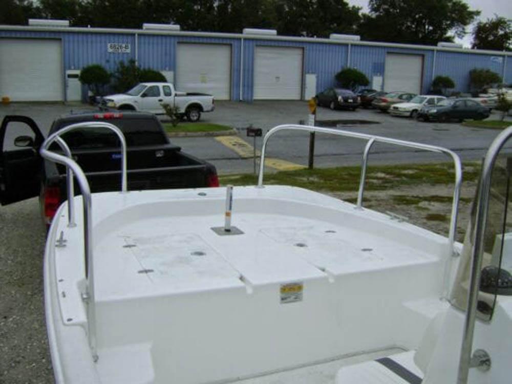 Custom boatrails
