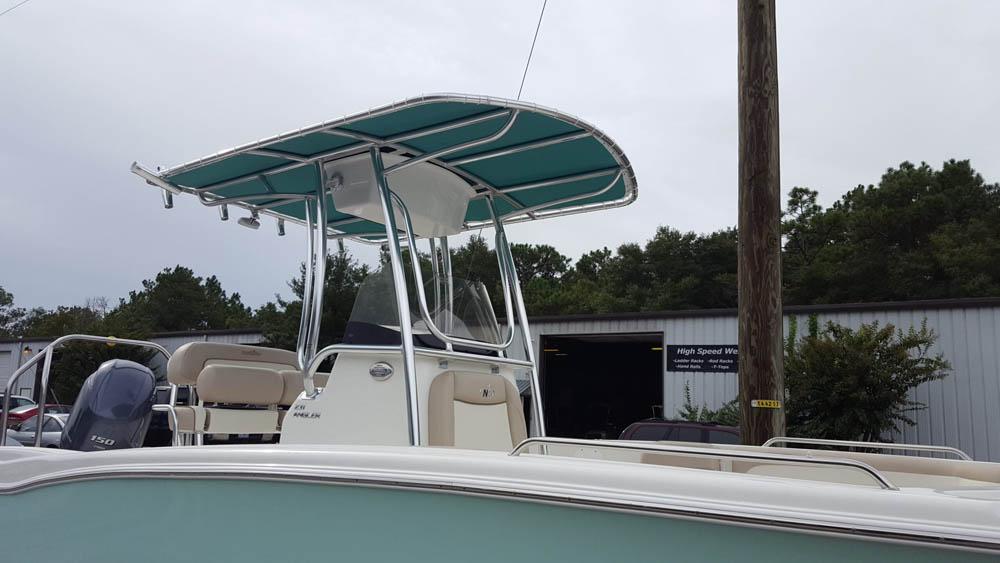 Sunbrella Canvas Boat Top