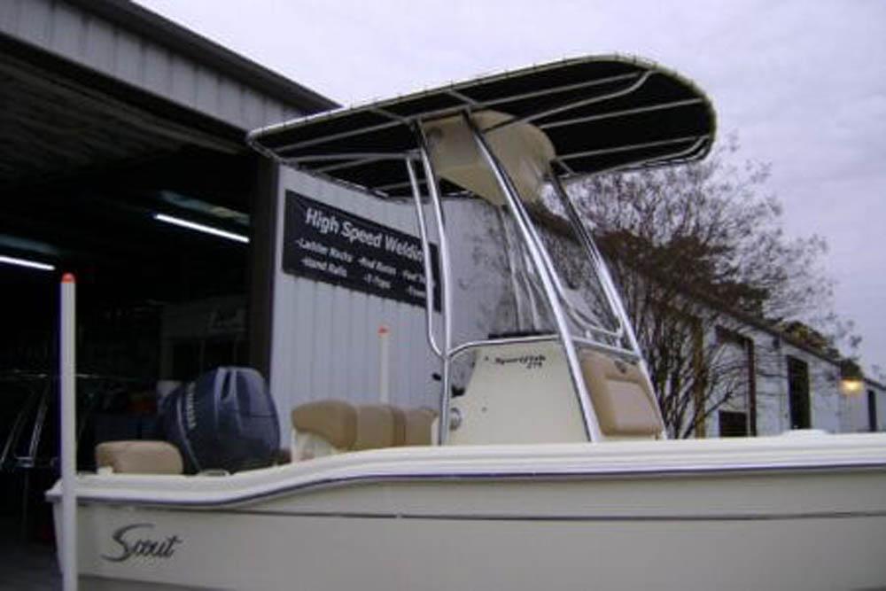 Scout Sportfish 175 T Top